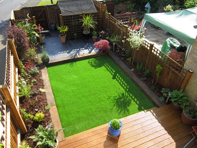 Surrey artificial grass