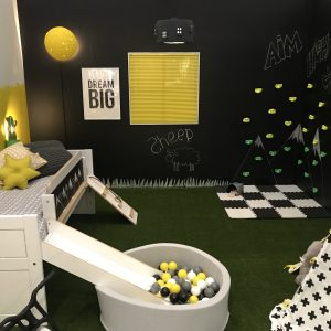 artificial grass for kids bedroom